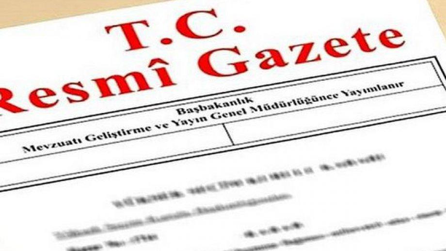 Kesinleşmiş borçlara yapılandırma getiren ve vergi mevzuatında bazı değişiklikler içeren Kanun yayımlandı. | NTS